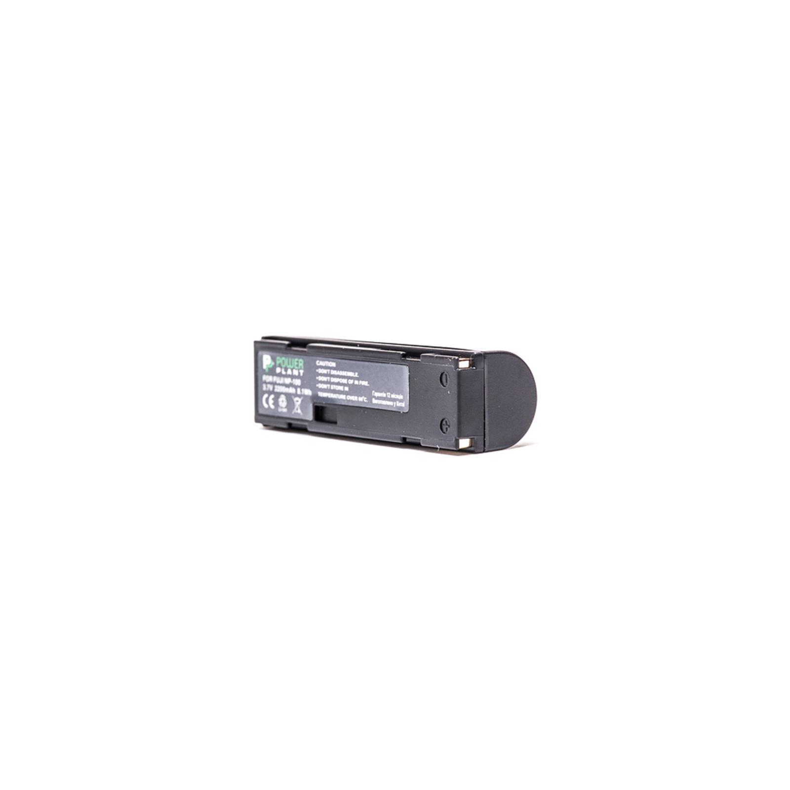 Аккумулятор к фото/видео PowerPlant Fuji NP-100 (DV00DV1049)