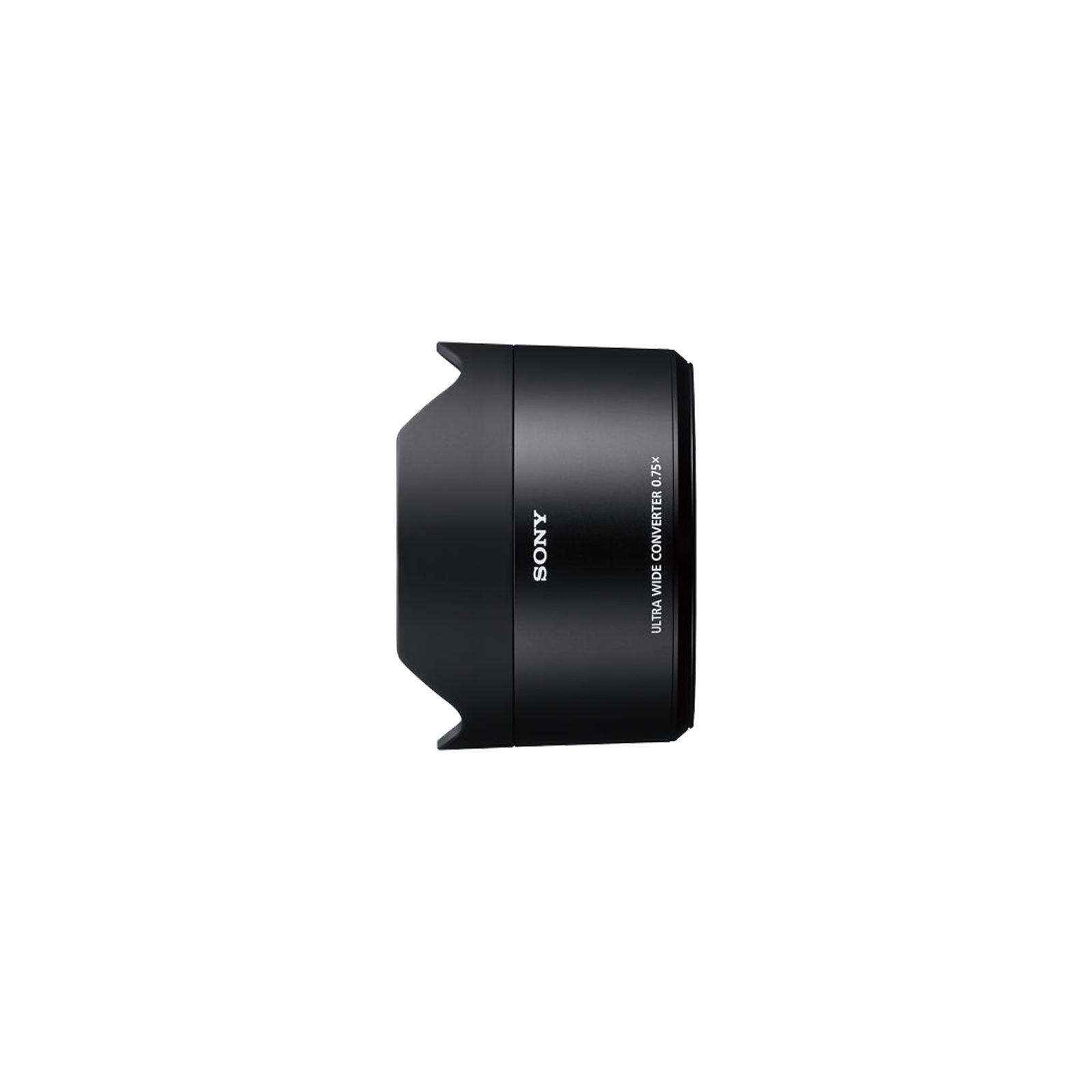 Фото-адаптер SONY широкоугольная для SEL 28mm f2.0 FE (SEL075UWC.SYX) изображение 2