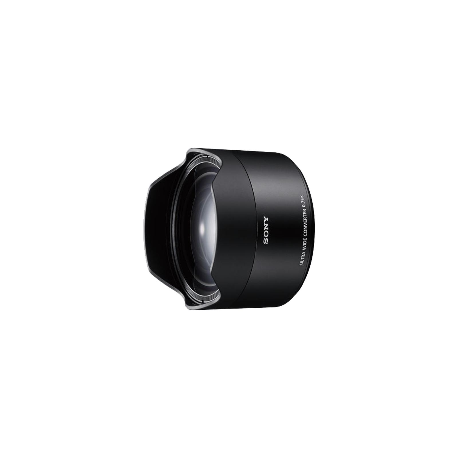 Фото-адаптер SONY широкоугольная для SEL 28mm f2.0 FE (SEL075UWC.SYX)