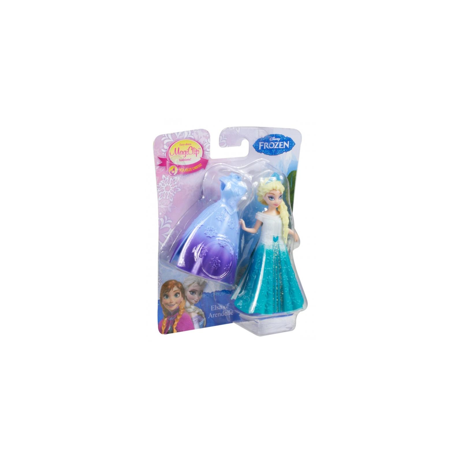 Кукла Mattel Эльза из м/ф Ледяное сердце (Y9969-2) изображение 4