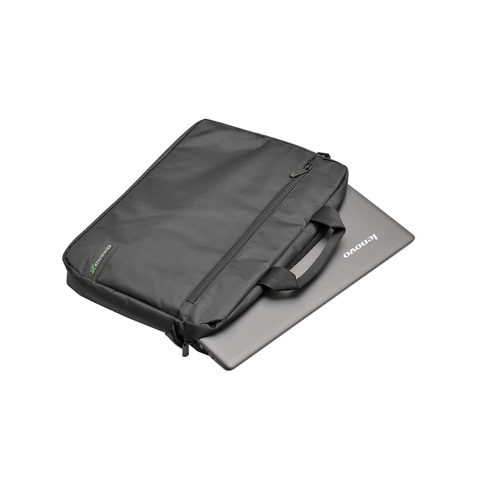 Сумка для ноутбука Grand-X 15.6'' Black (SB-120) изображение 4