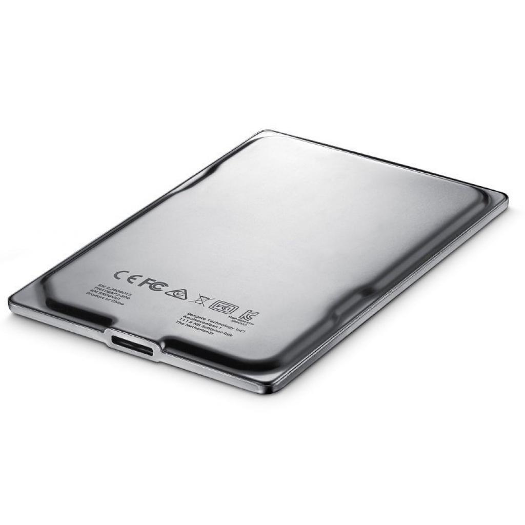 """Внешний жесткий диск 2.5"""" 500GB Seagate (STDZ500400) изображение 5"""