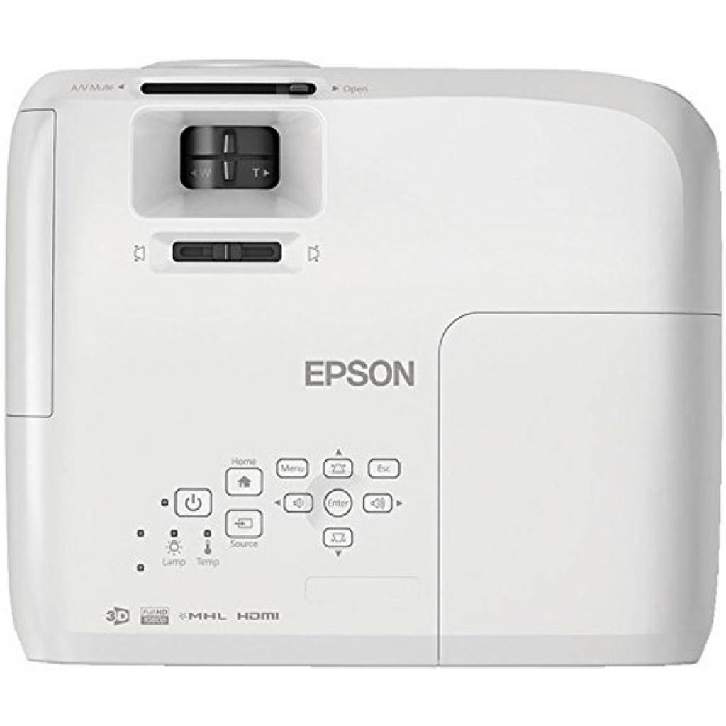 Проектор EPSON EH-TW5210 (V11H708040) изображение 6