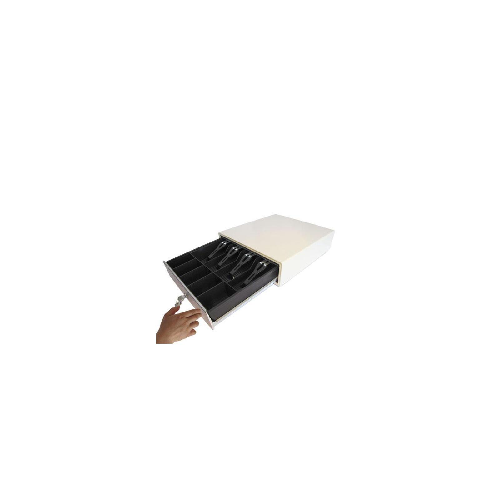 Денежный ящик HPC System HPC-13S (Push-Push) Wh изображение 2