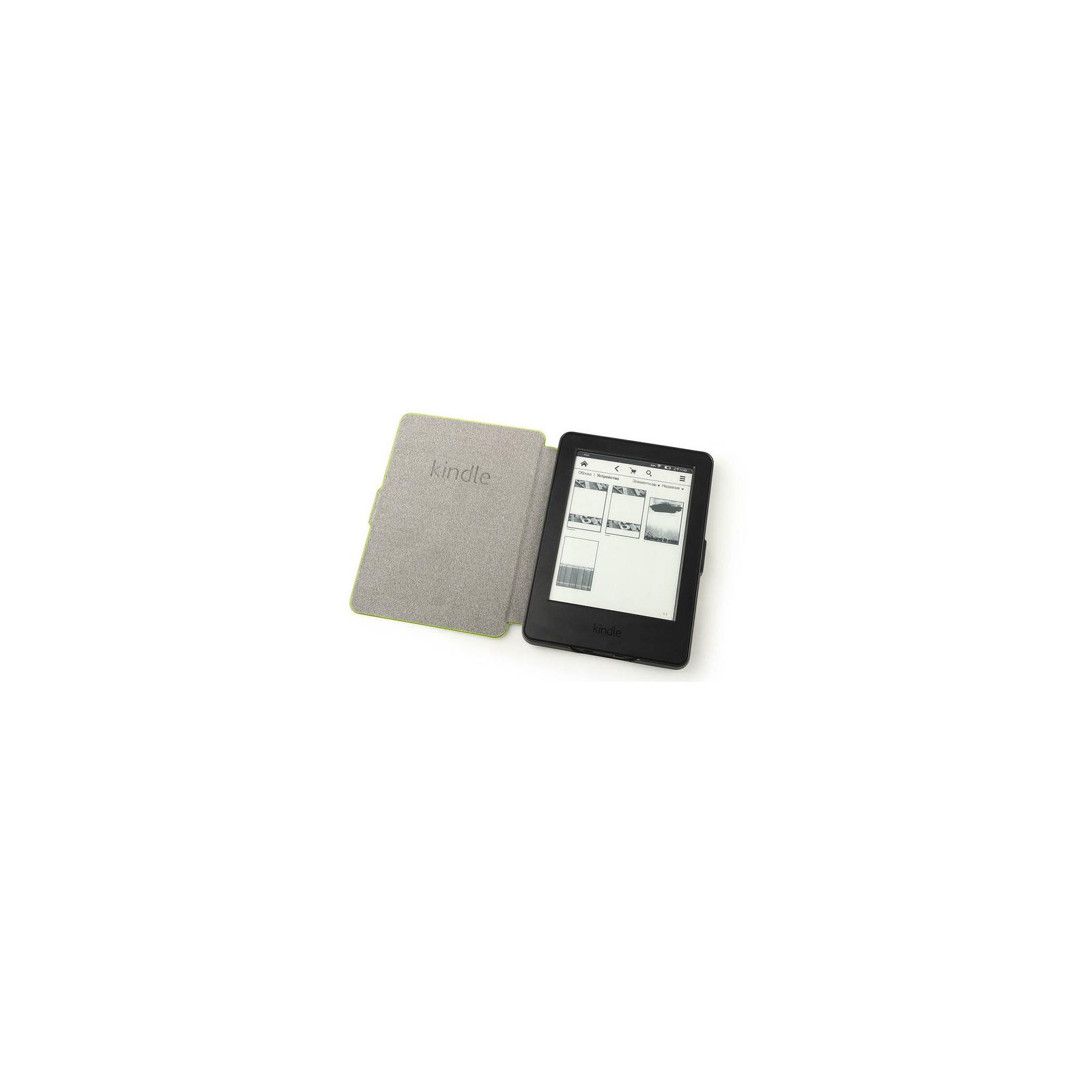 Чехол для электронной книги AirOn для Amazon Kindle 6 green (4822356754495) изображение 5