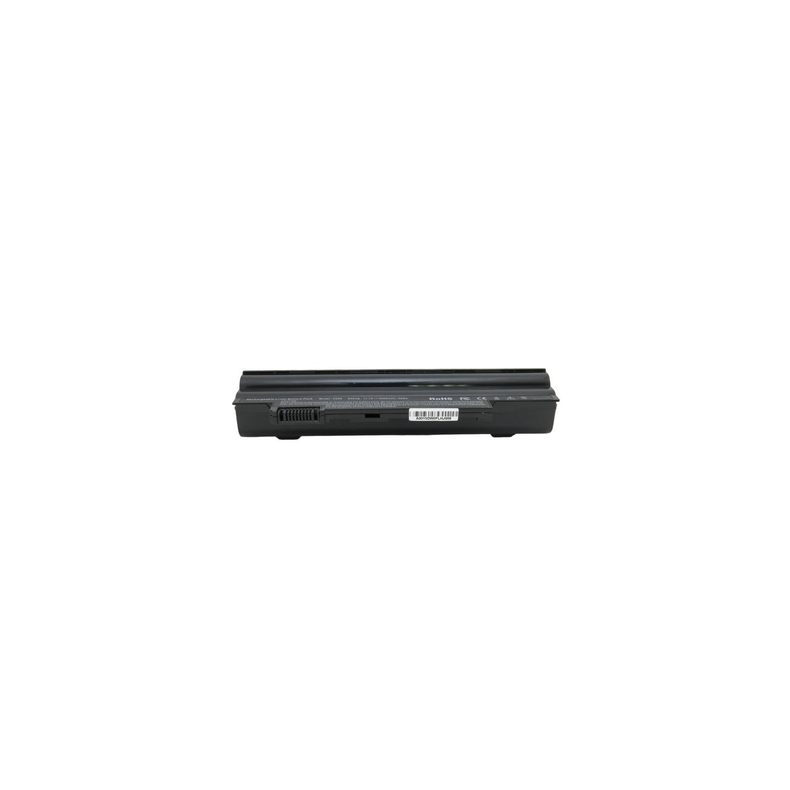 Аккумулятор для ноутбука Acer Aspire One D255 (AL10B31) 5200 mAh EXTRADIGITAL (BNA3915) изображение 4