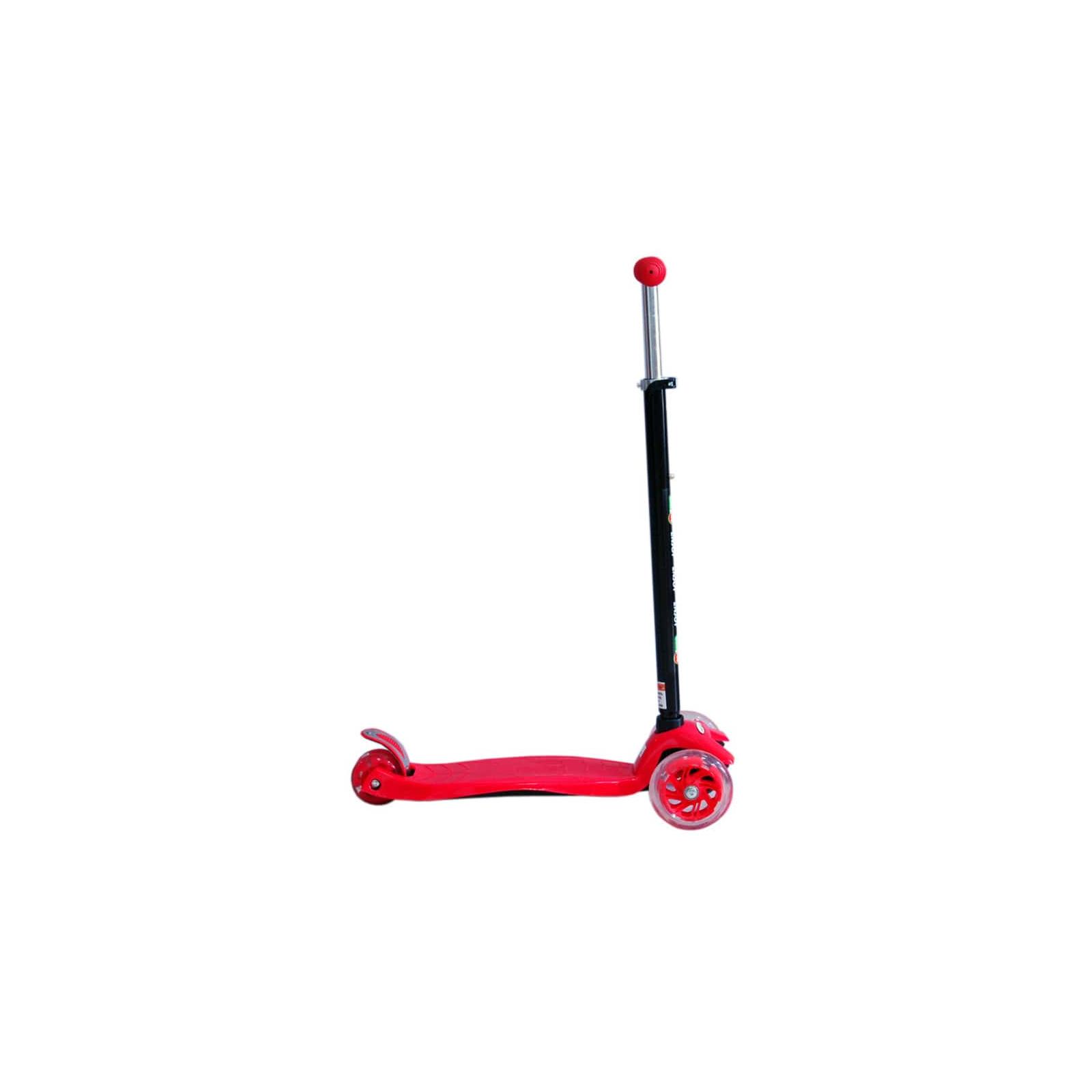 Скутер BabyHit Enjoy Red (14114) изображение 2