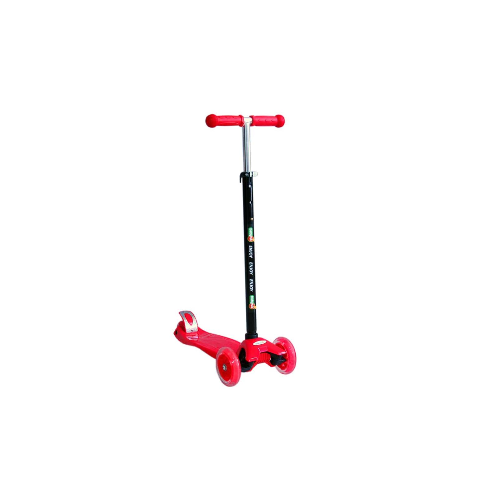 Скутер BabyHit Enjoy Red (14114)