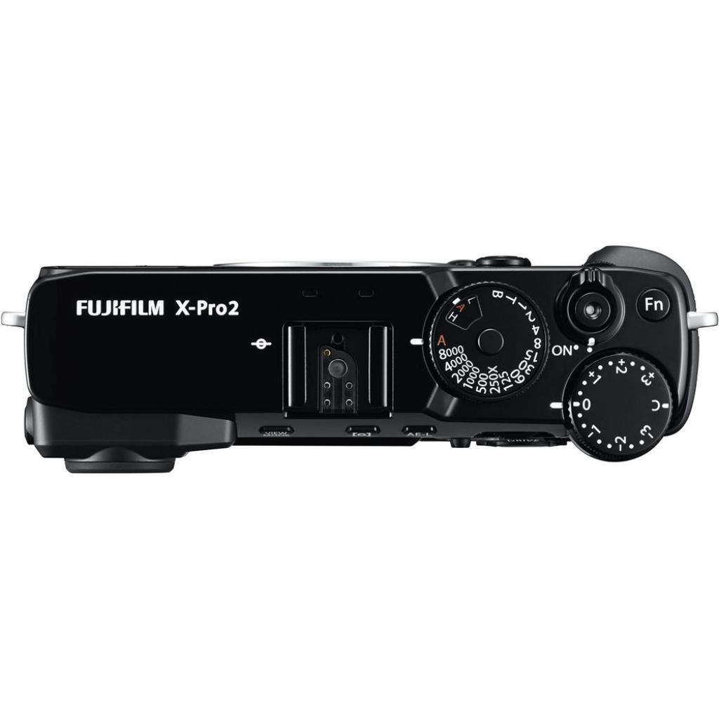 Цифровой фотоаппарат Fujifilm X-Pro2 black (16488644) изображение 3