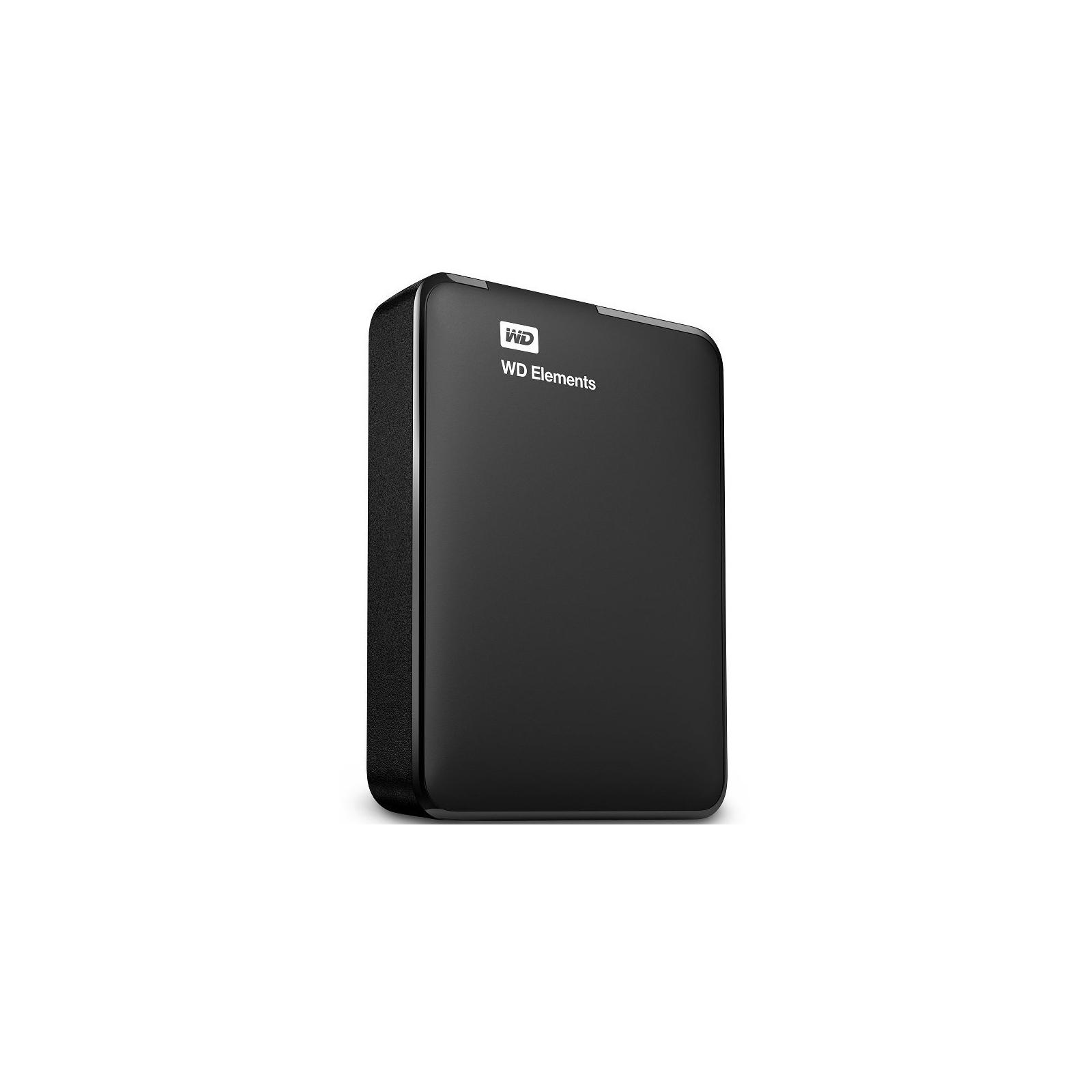 """Внешний жесткий диск 2.5"""" 500GB WD (WDBUZG5000ABK-WESN) изображение 2"""