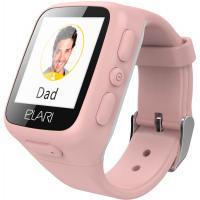 Смарт-часы ELARI KidPhone Pink с LBS-трекером (KP-1PK)