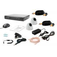 Комплект видеонаблюдения Tecsar 2IN-3M DOME (9553)