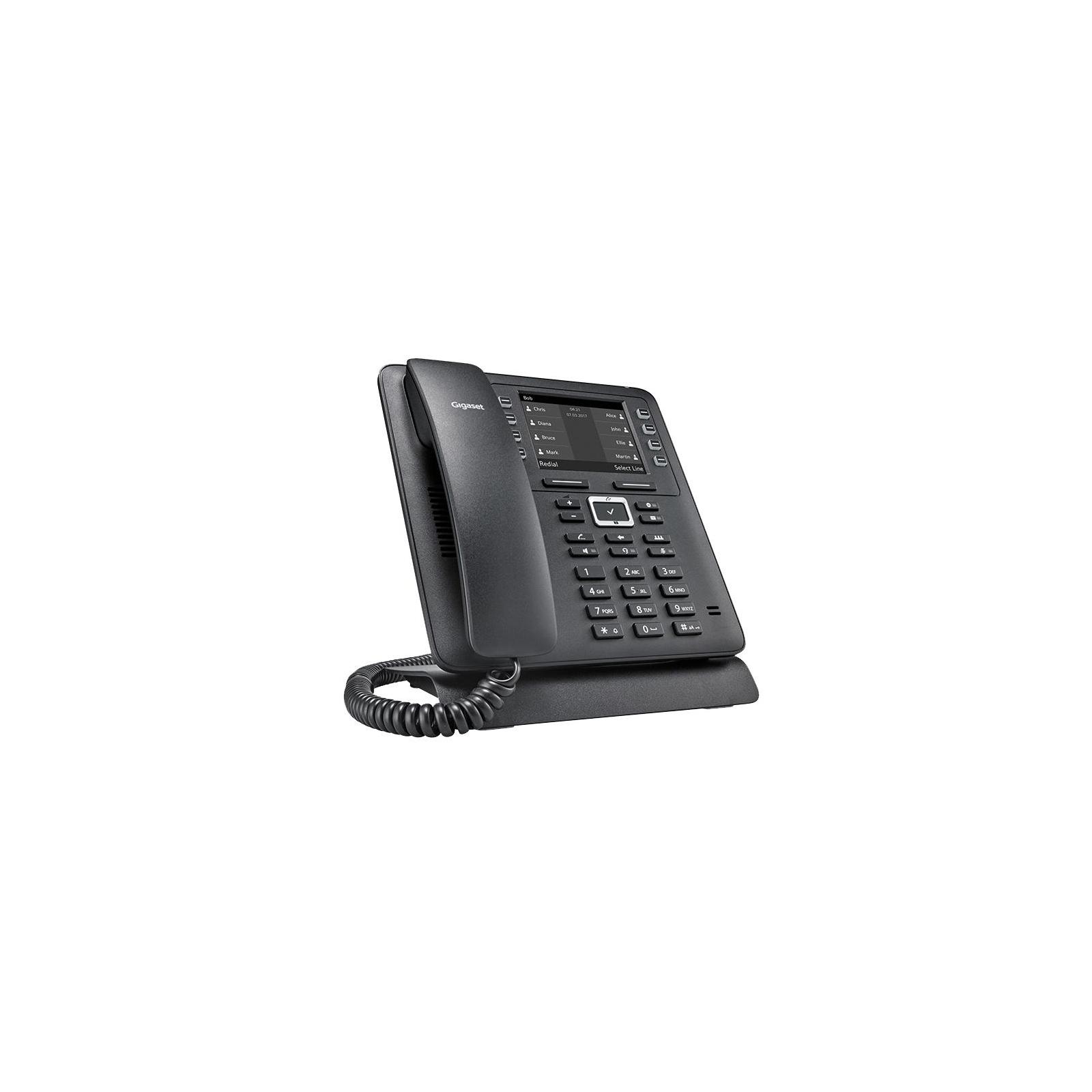 IP телефон Gigaset Maxwell 2 (S30853-H4008-R101) зображення 2
