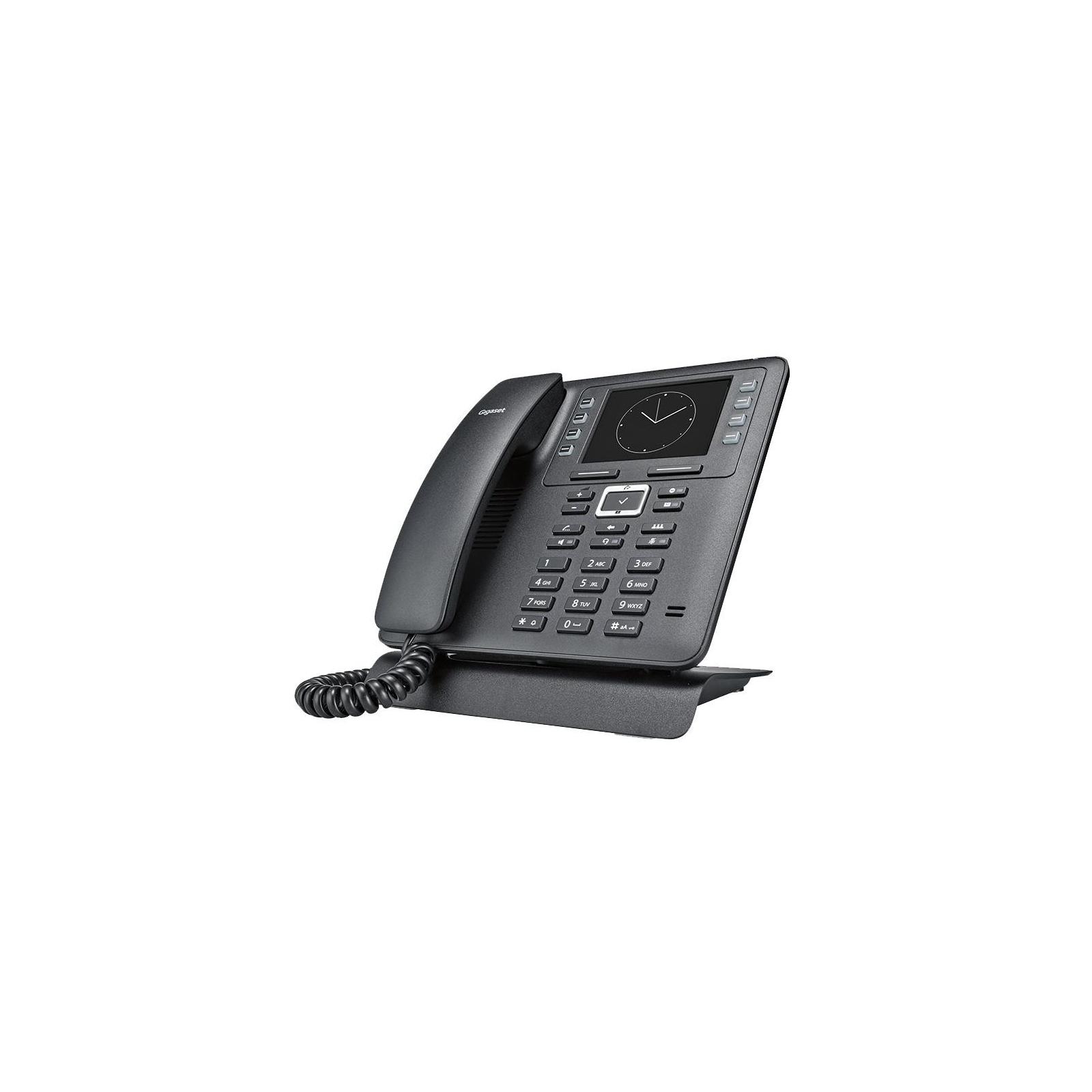 IP телефон Gigaset Maxwell 2 (S30853-H4008-R101) зображення 3