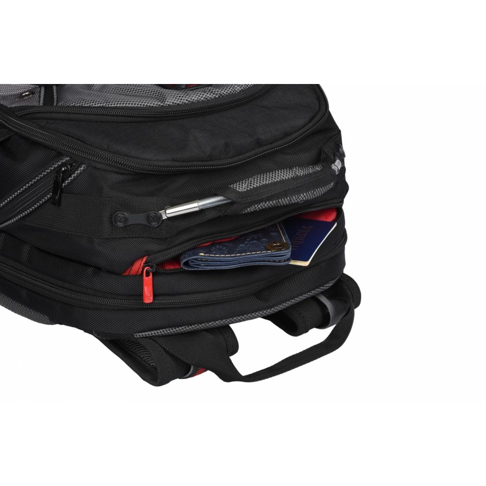"Рюкзак для ноутбука Wenger 16"" Synergy Black/Gray (600635) изображение 10"