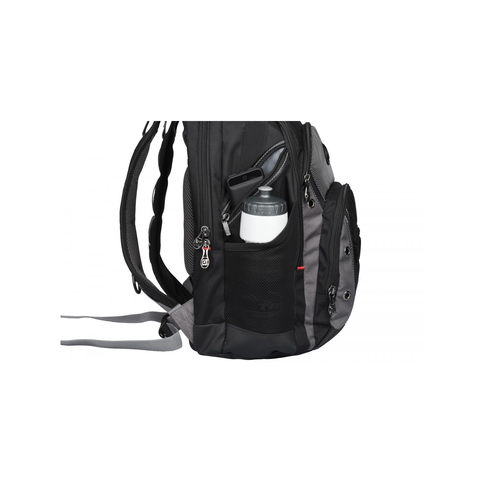 "Рюкзак для ноутбука Wenger 16"" Synergy Black/Gray (600635) изображение 11"