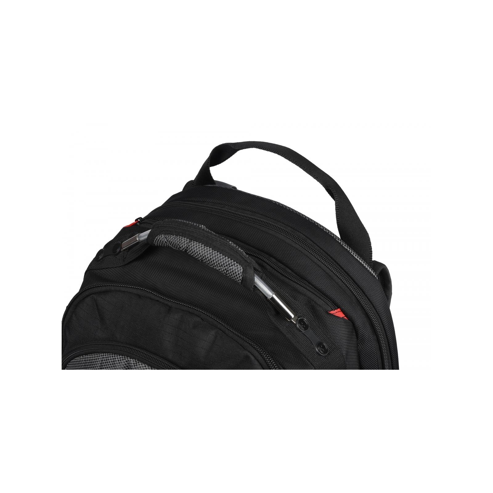 "Рюкзак для ноутбука Wenger 16"" Synergy Black/Gray (600635) изображение 12"