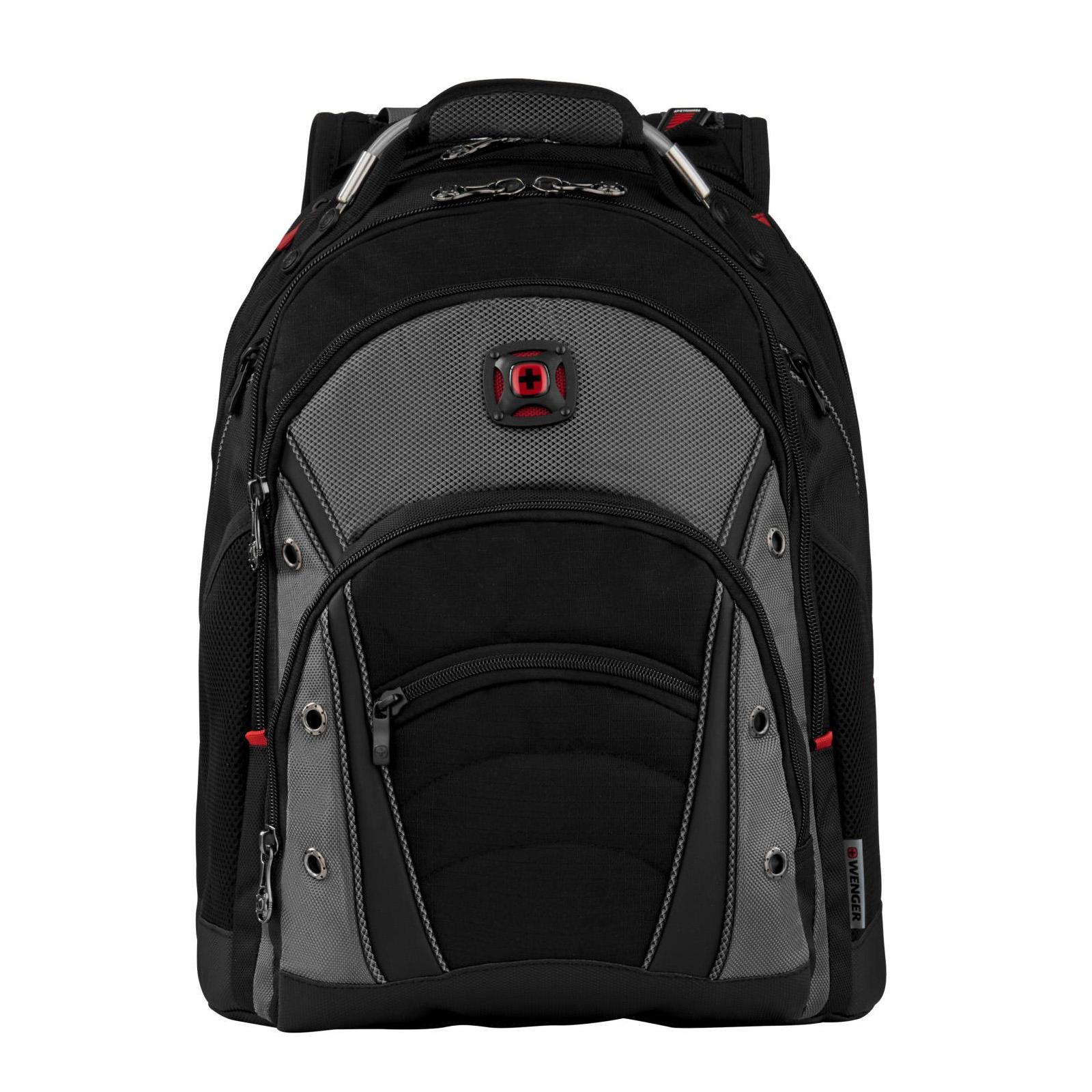 "Рюкзак для ноутбука Wenger 16"" Synergy Black/Gray (600635) изображение 2"