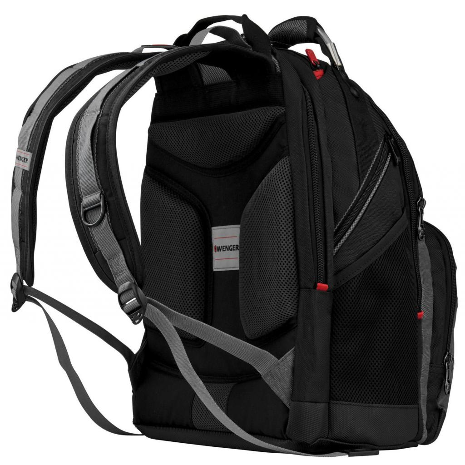 "Рюкзак для ноутбука Wenger 16"" Synergy Black/Gray (600635) изображение 3"