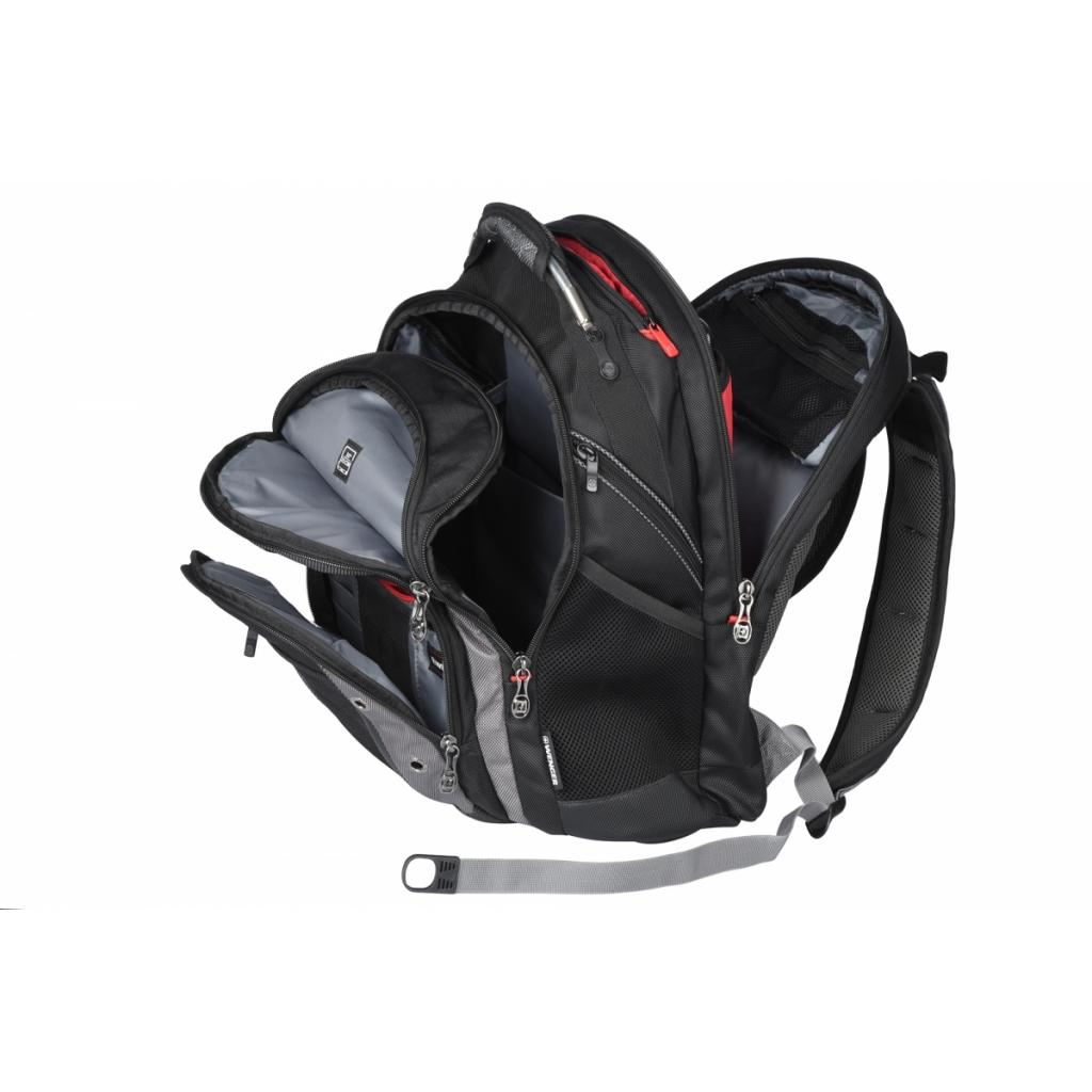 "Рюкзак для ноутбука Wenger 16"" Synergy Black/Gray (600635) изображение 4"