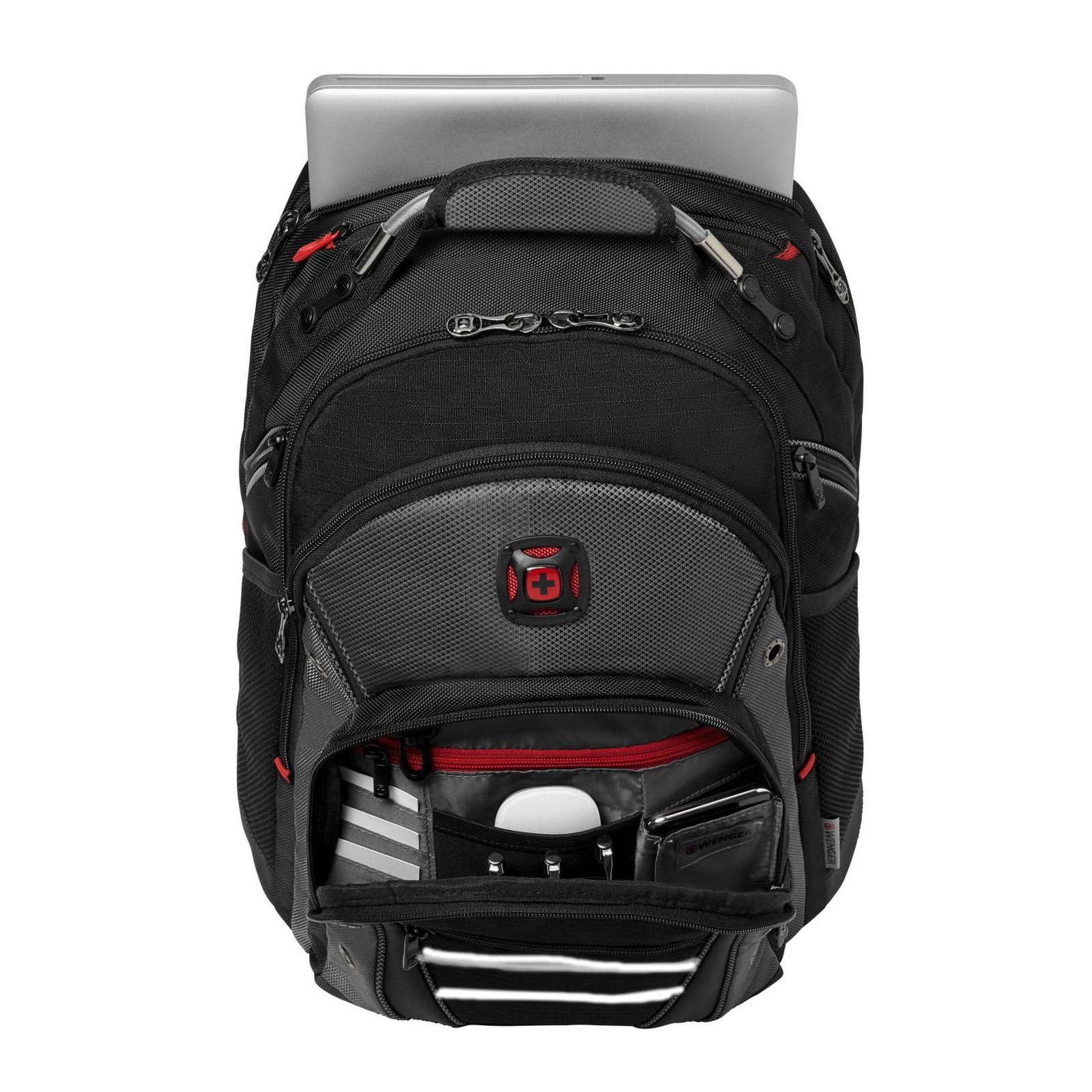 "Рюкзак для ноутбука Wenger 16"" Synergy Black/Gray (600635) изображение 5"