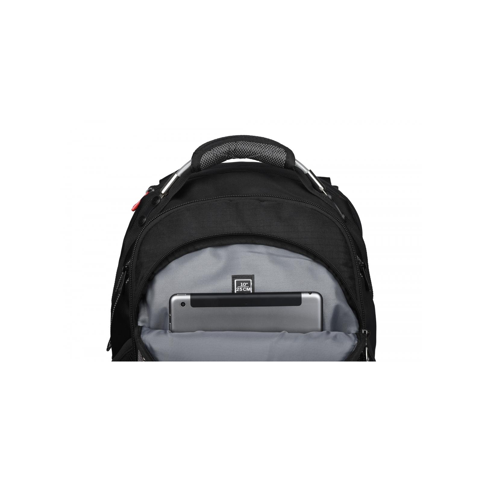 "Рюкзак для ноутбука Wenger 16"" Synergy Black/Gray (600635) изображение 7"