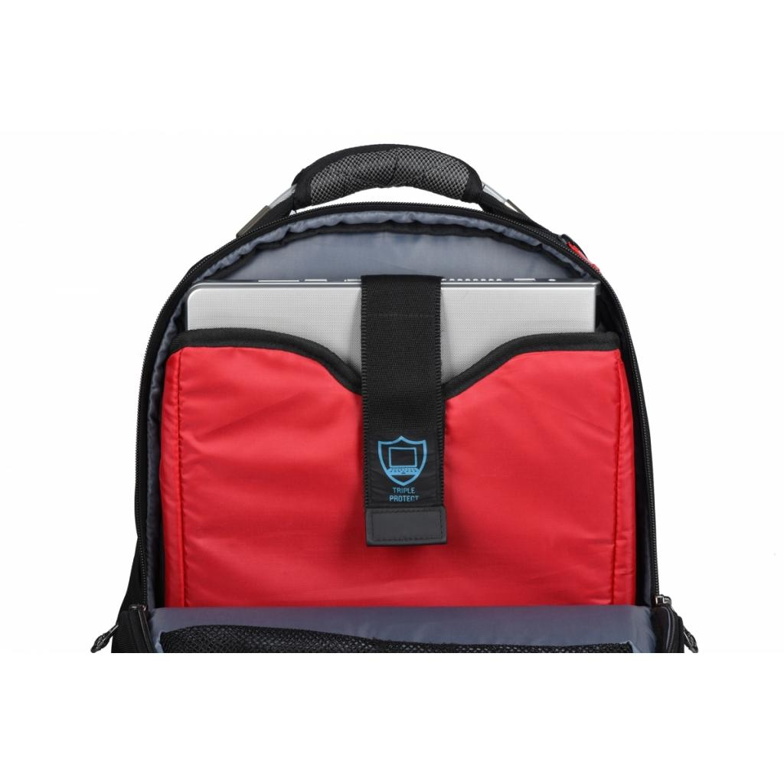 "Рюкзак для ноутбука Wenger 16"" Synergy Black/Gray (600635) изображение 8"