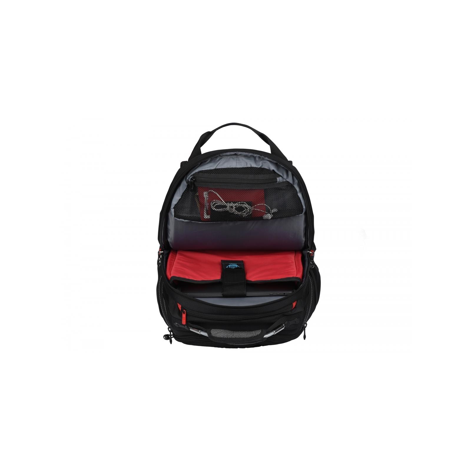 "Рюкзак для ноутбука Wenger 16"" Synergy Black/Gray (600635) изображение 9"