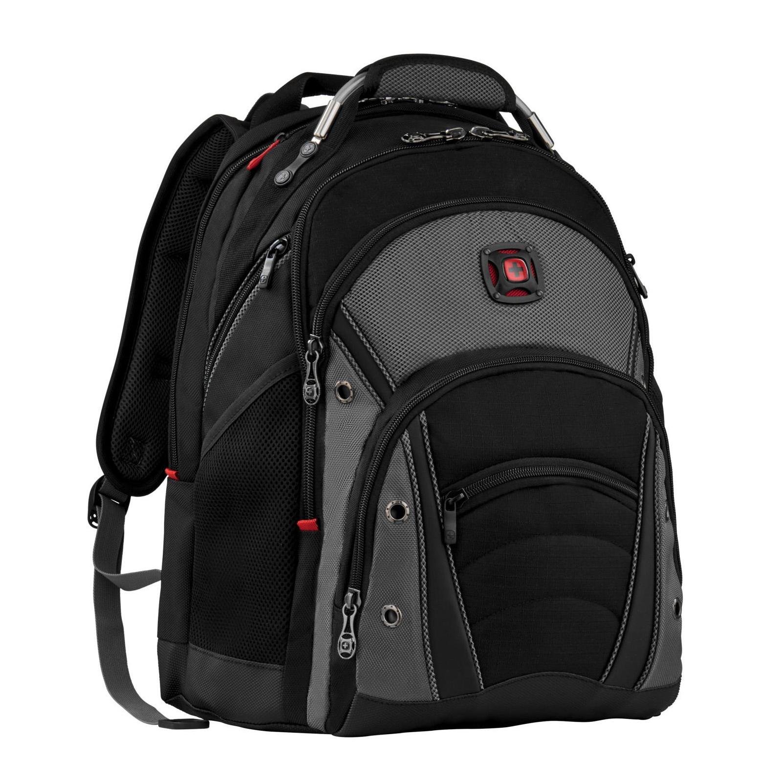 """Рюкзак для ноутбука Wenger 16"""" Synergy Black/Gray (600635)"""