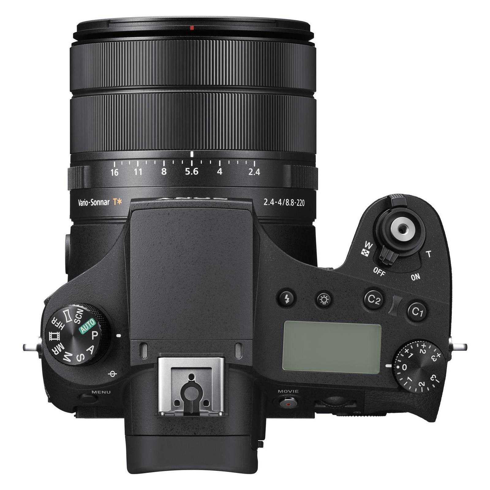 Цифровой фотоаппарат Sony Cyber-Shot RX10 MkIV (DSCRX10M4.RU3) изображение 5
