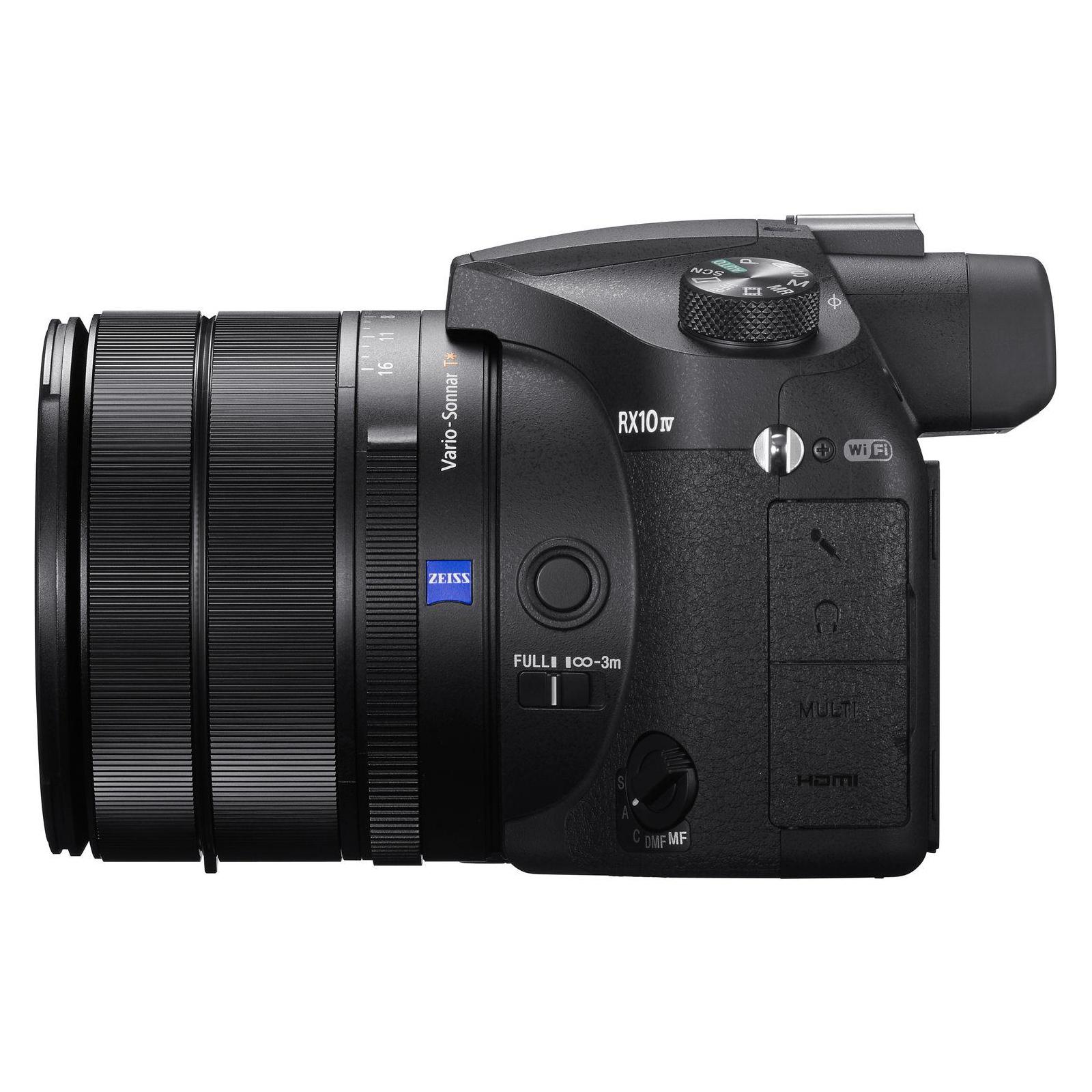 Цифровой фотоаппарат Sony Cyber-Shot RX10 MkIV (DSCRX10M4.RU3) изображение 6