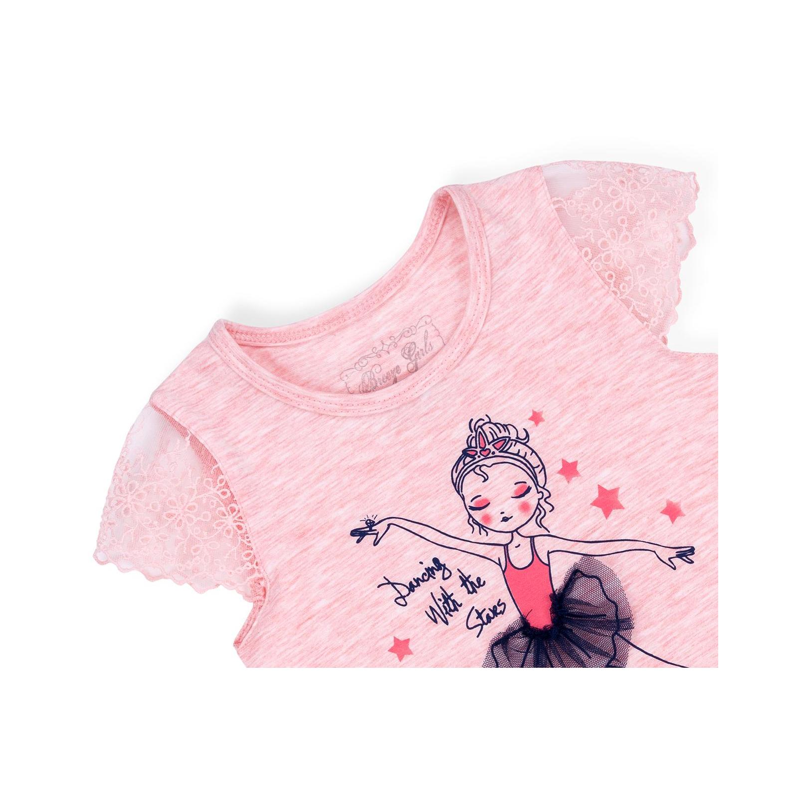 Платье с балеринкой Breeze (10735-104G-peach) изображение 3