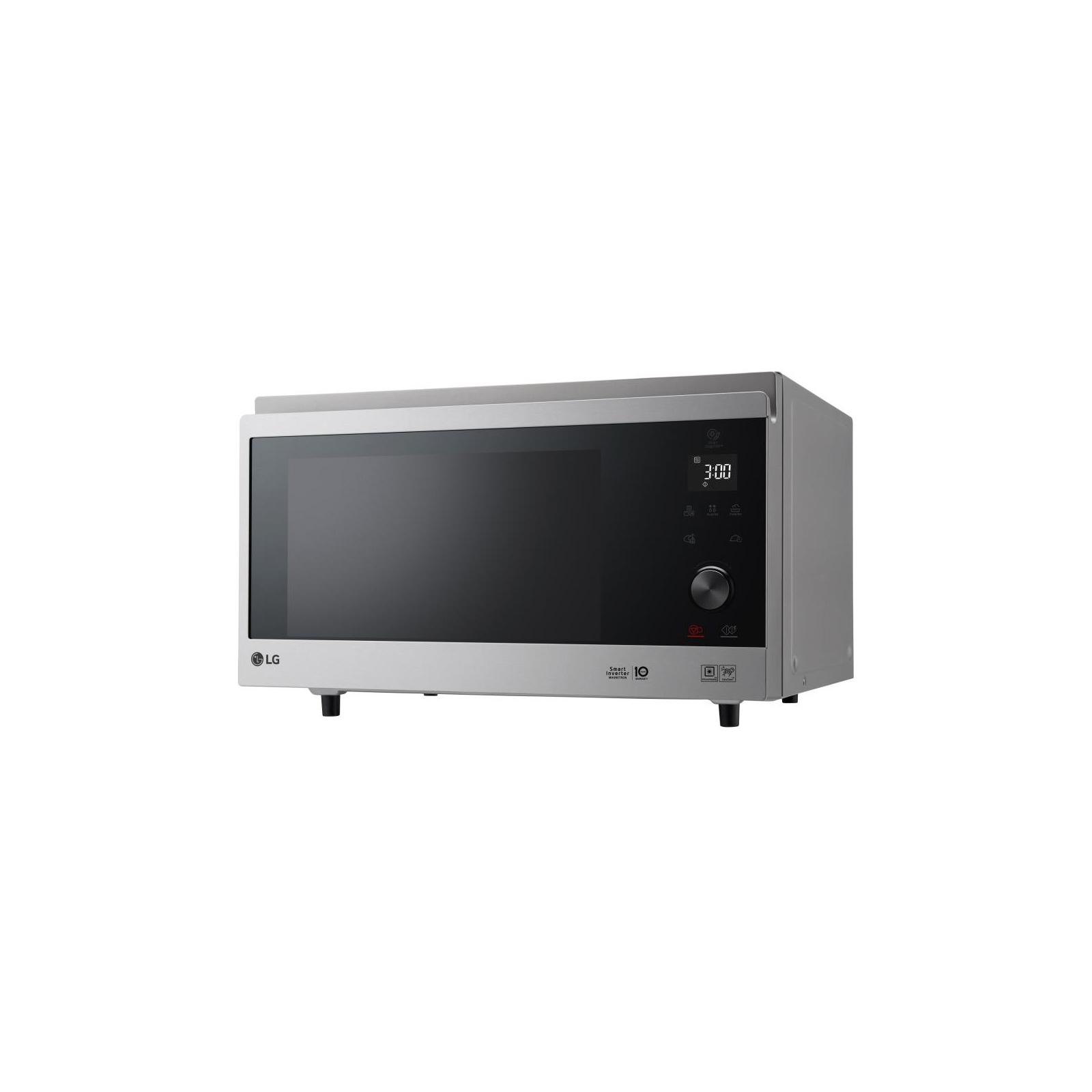 Микроволновая печь LG MJ3965AIS изображение 3