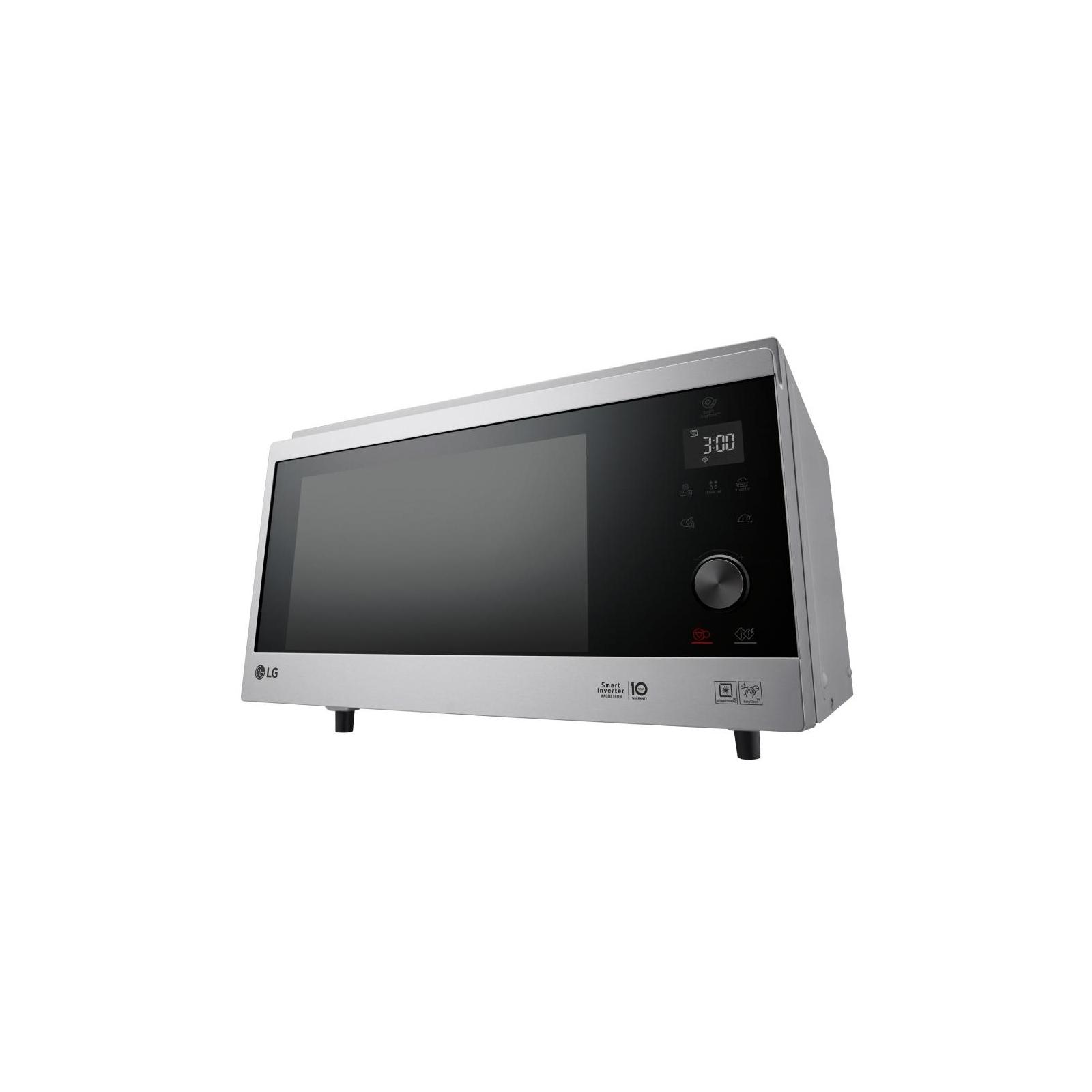Микроволновая печь LG MJ3965AIS изображение 4
