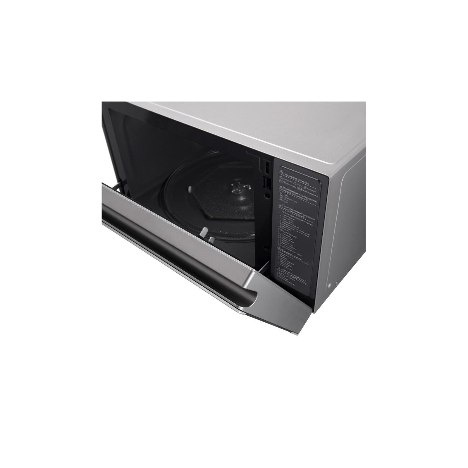 Микроволновая печь LG MJ3965AIS изображение 5