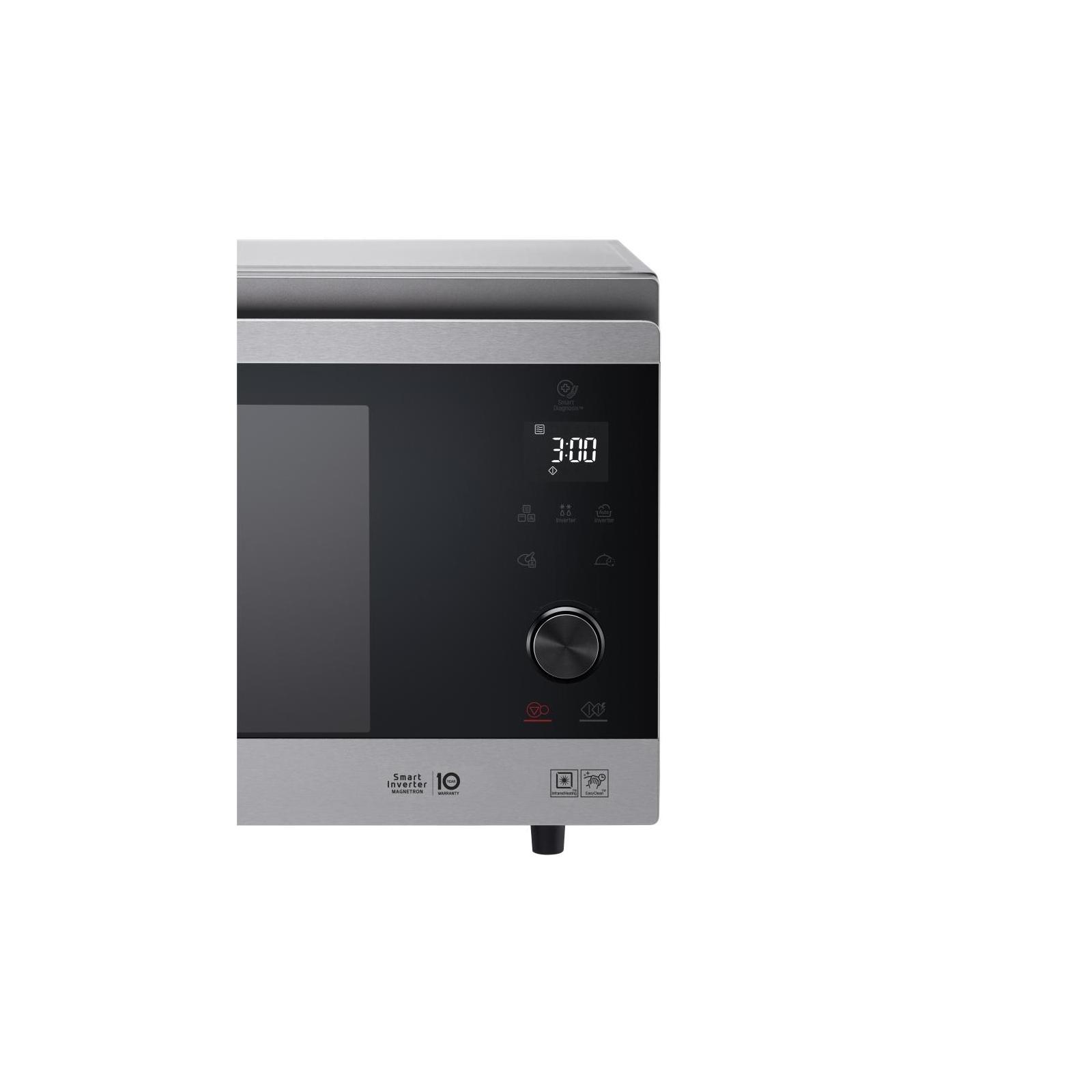 Микроволновая печь LG MJ3965AIS изображение 8