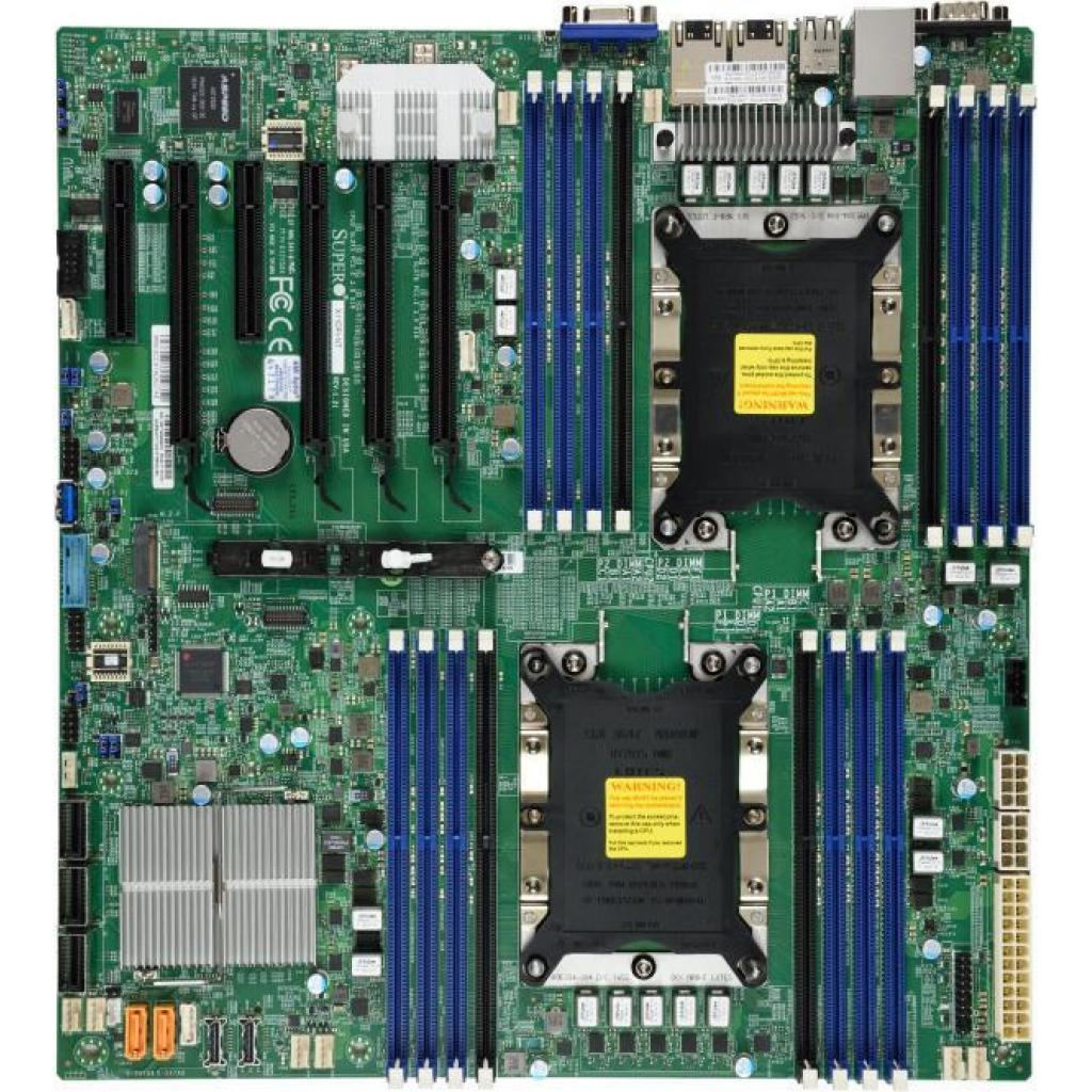 Серверная МП Supermicro X11DPI-NT