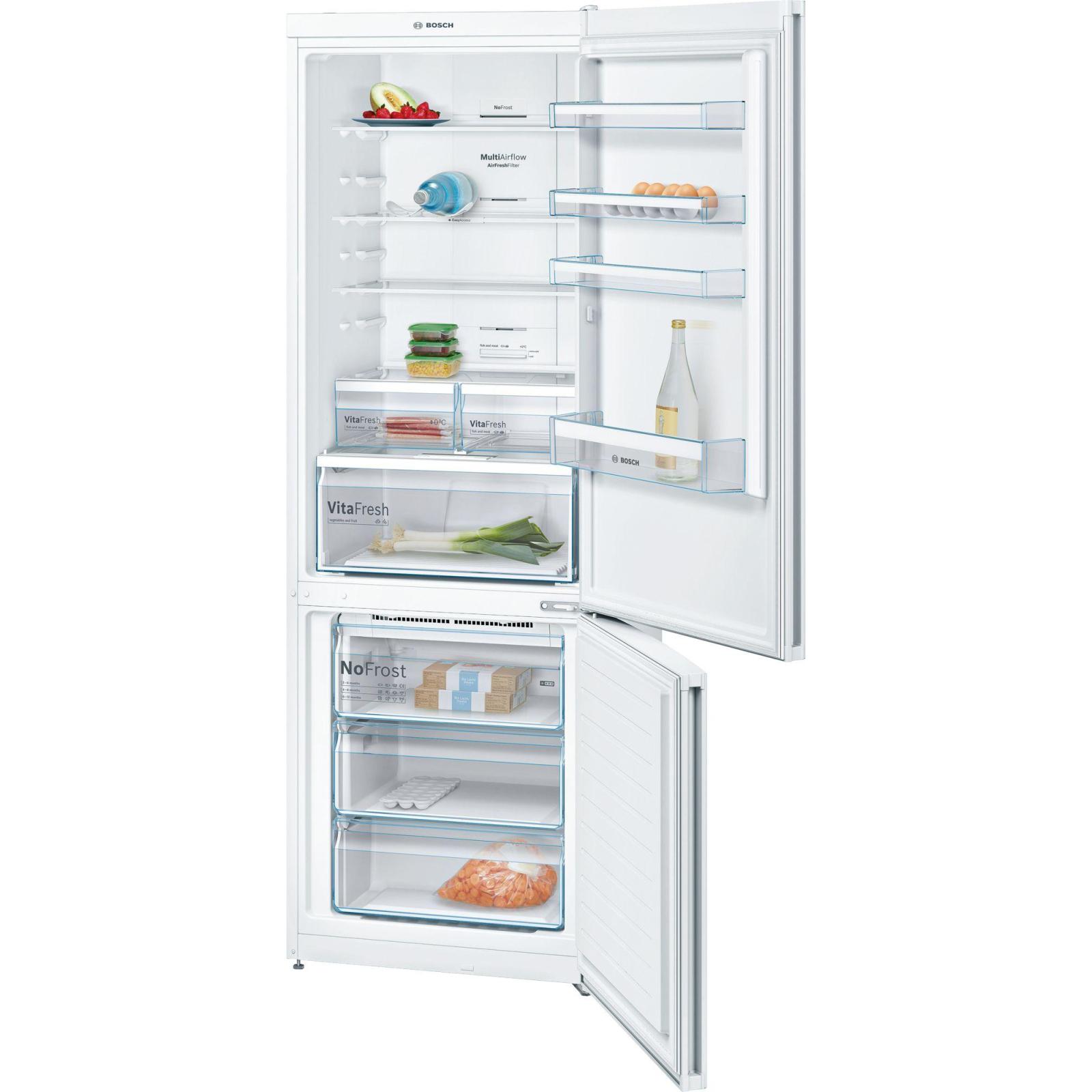 Холодильник BOSCH KGN49XW306 изображение 2