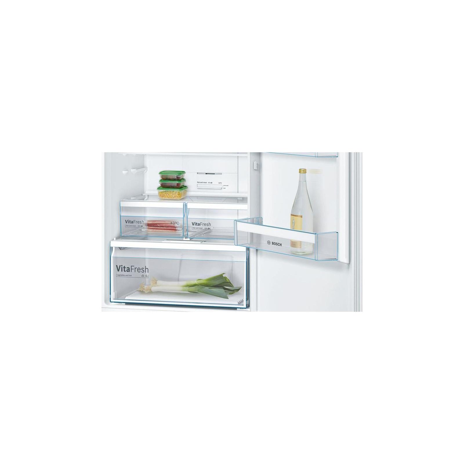 Холодильник BOSCH KGN49XW306 изображение 4
