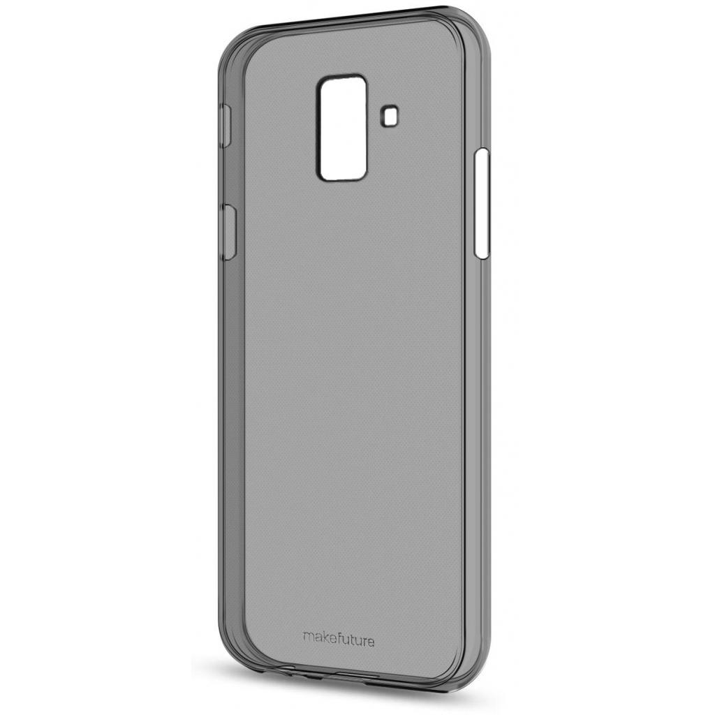 Чехол для моб. телефона MakeFuture Air Case (TPU) Samsung J6 2018 Black (MCA-SJ618BK)