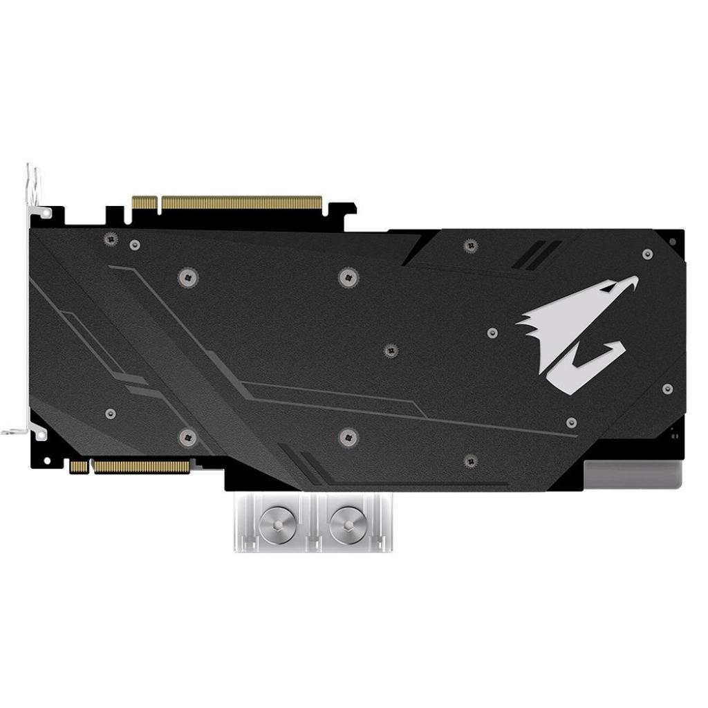 Видеокарта GIGABYTE GeForce RTX2080 Ti 11Gb AORUS XTREME WATERFORCE WB (GV-N208TAORUSX WB-11GC) изображение 8