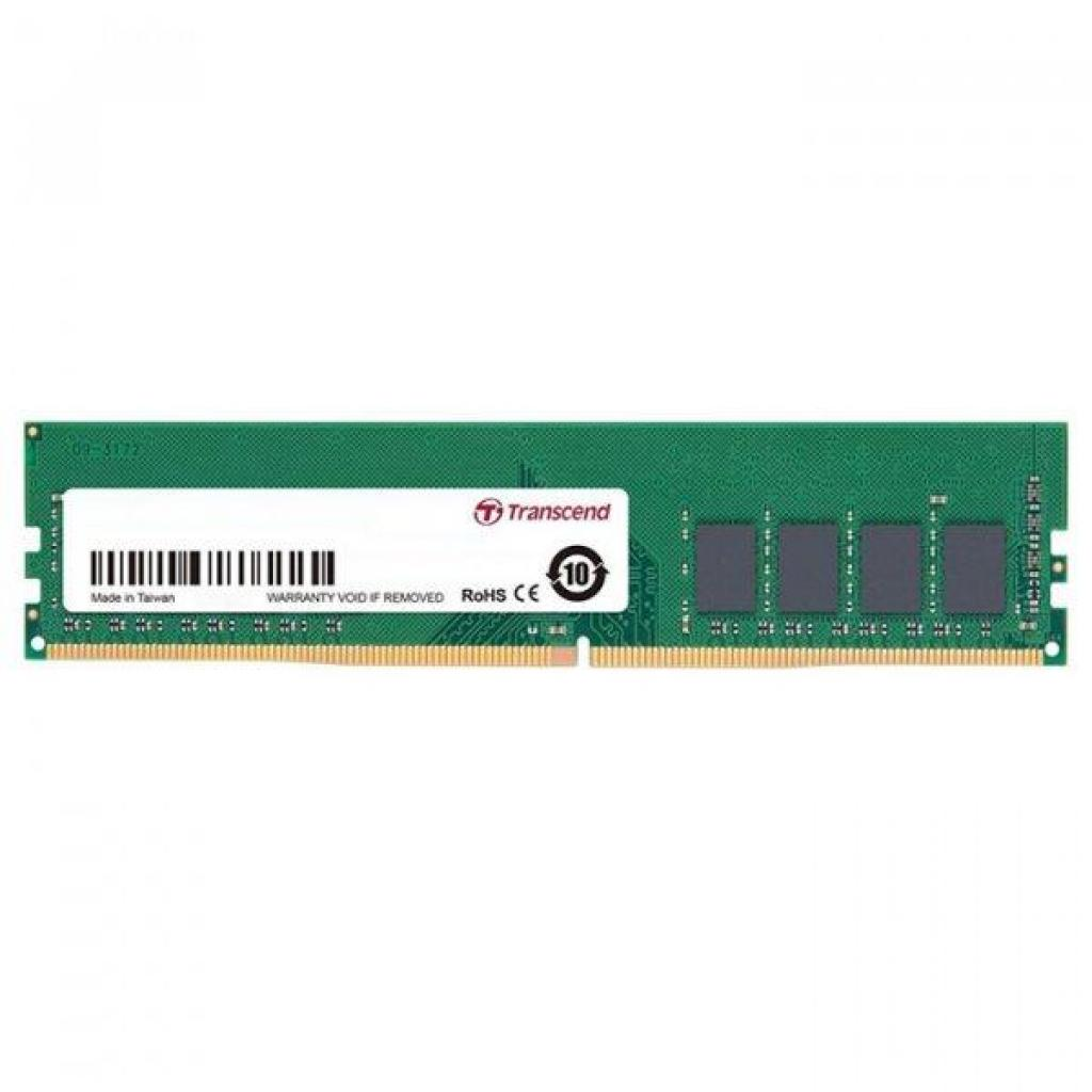 Модуль памяти для компьютера DDR4 4GB 2666 MHz Transcend (JM2666HLH-4G)
