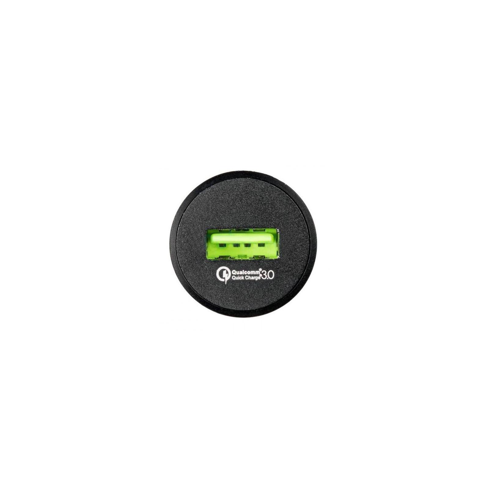 Зарядное устройство Gelius Pro Edition USB Fast Charger 5-12v 3A QC 3.0 (GL-03) Black (63007) изображение 3
