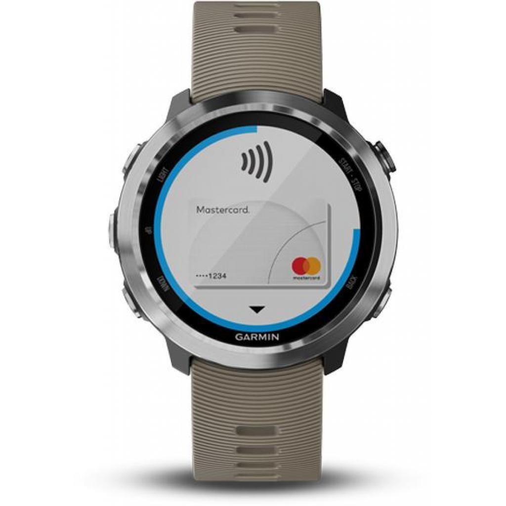 Смарт-часы Garmin Forerunner 645 Sandstone (010-01863-A1) изображение 2