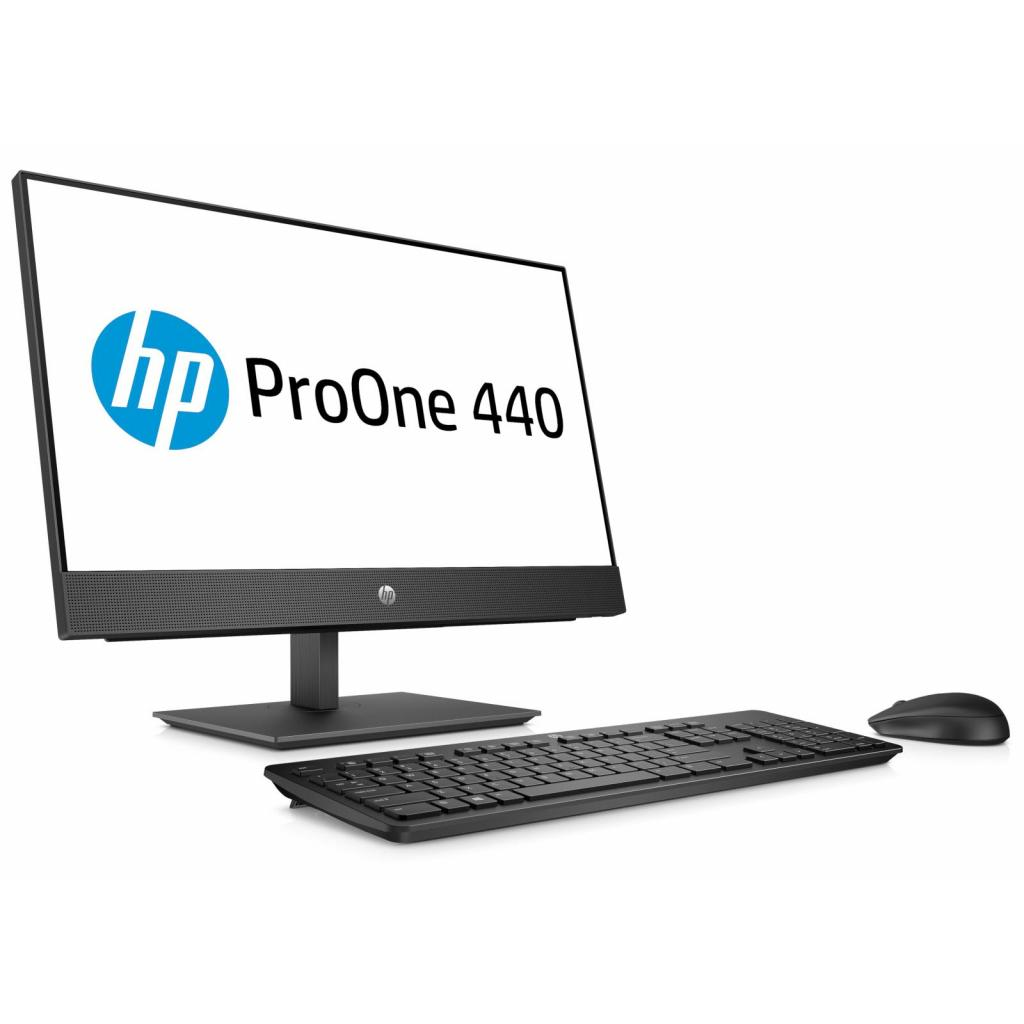 Компьютер HP ProOne 440 G4 (4HS09EA) изображение 2
