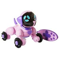 Інтерактивна іграшка WowWee Маленький цуценя Чіп (рожевий) (W2804/3817)