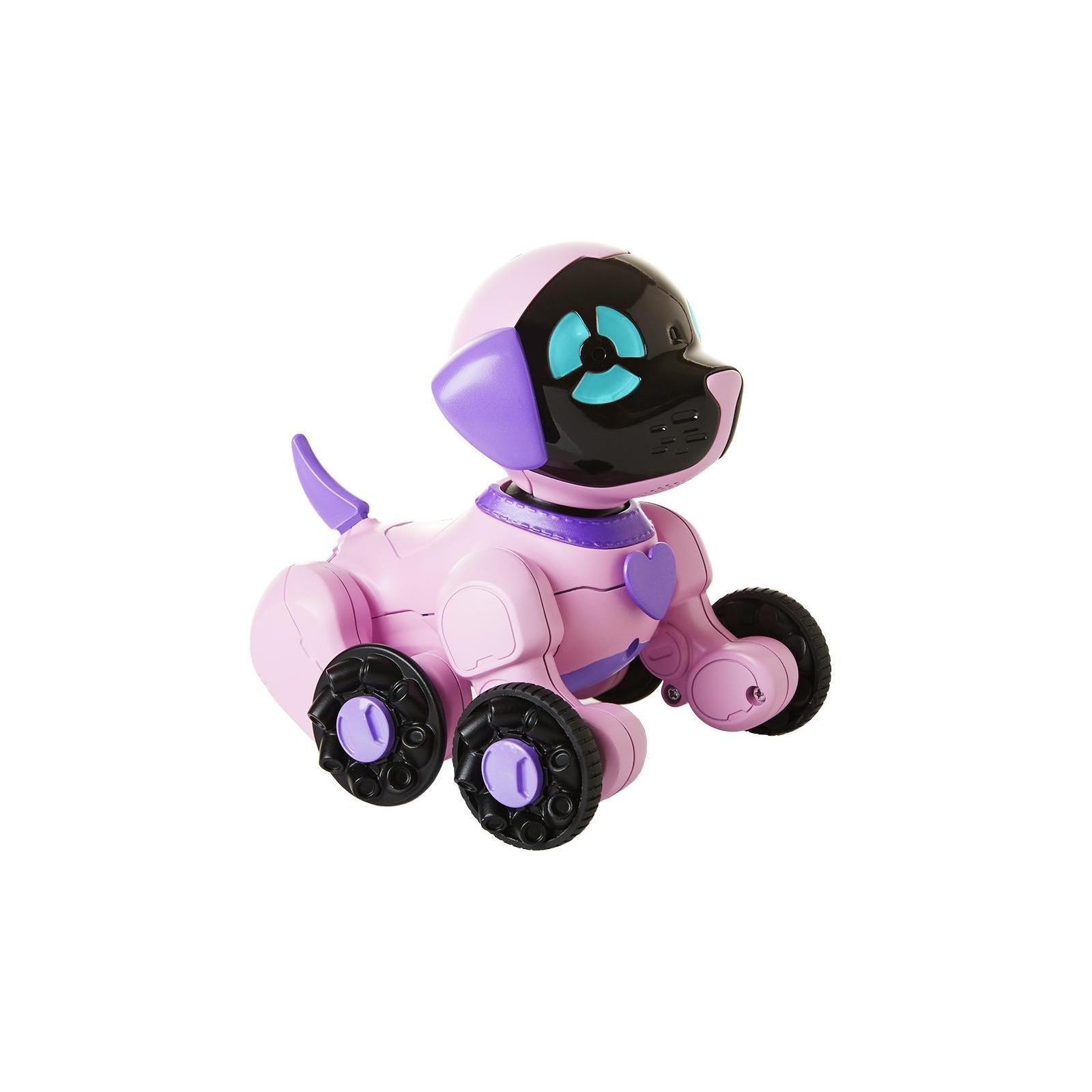 Интерактивная игрушка WowWee Маленький щенок Чип розовый (W2804/3817) изображение 2
