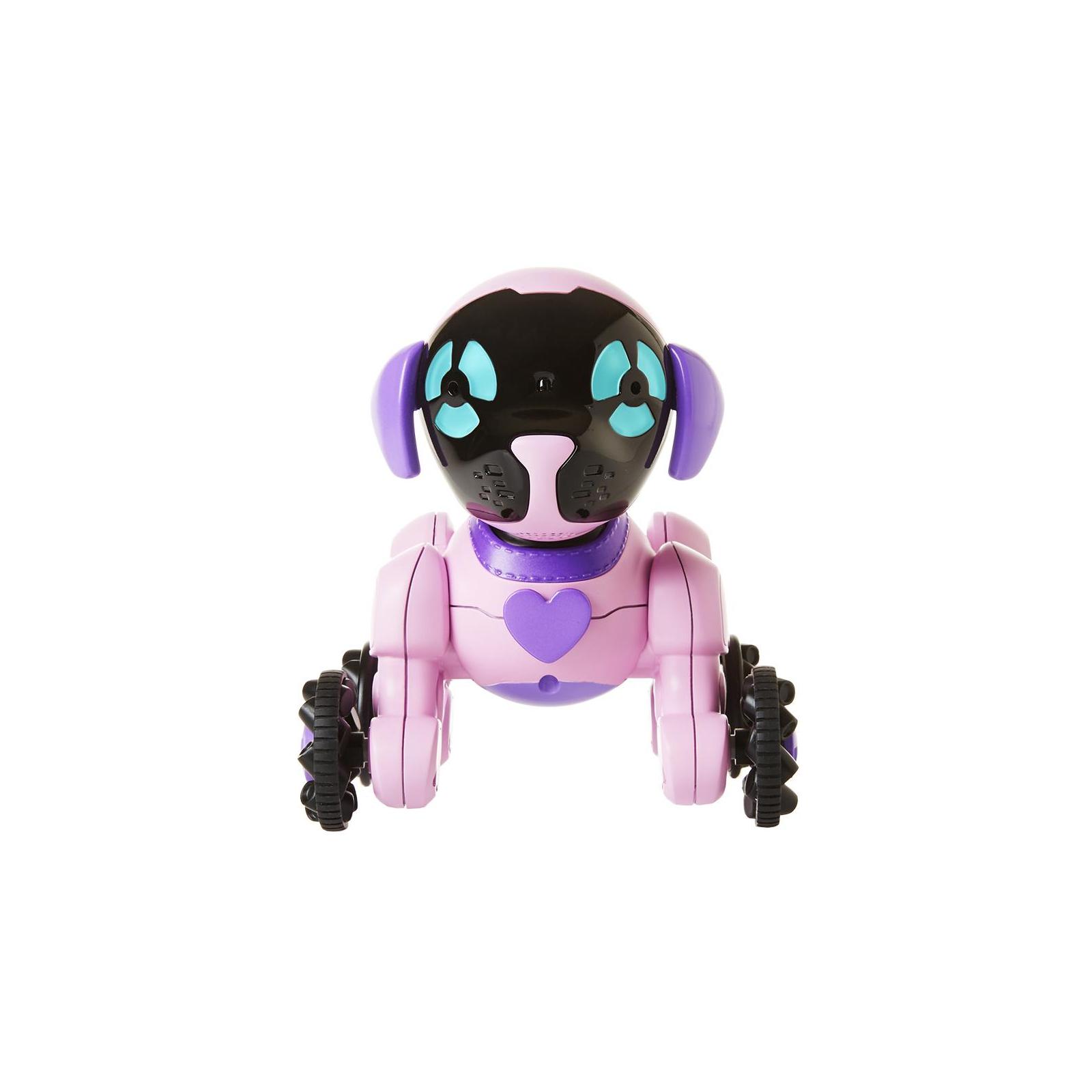 Интерактивная игрушка WowWee Маленький щенок Чип розовый (W2804/3817) изображение 3