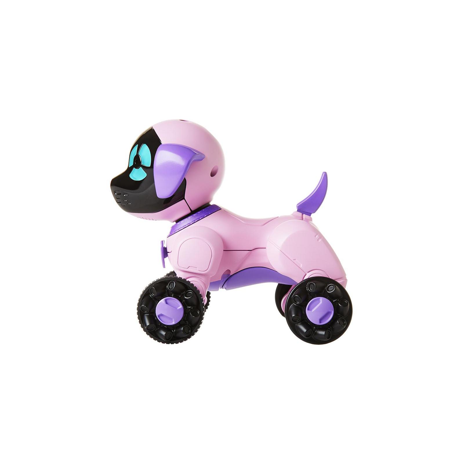 Интерактивная игрушка WowWee Маленький щенок Чип розовый (W2804/3817) изображение 4