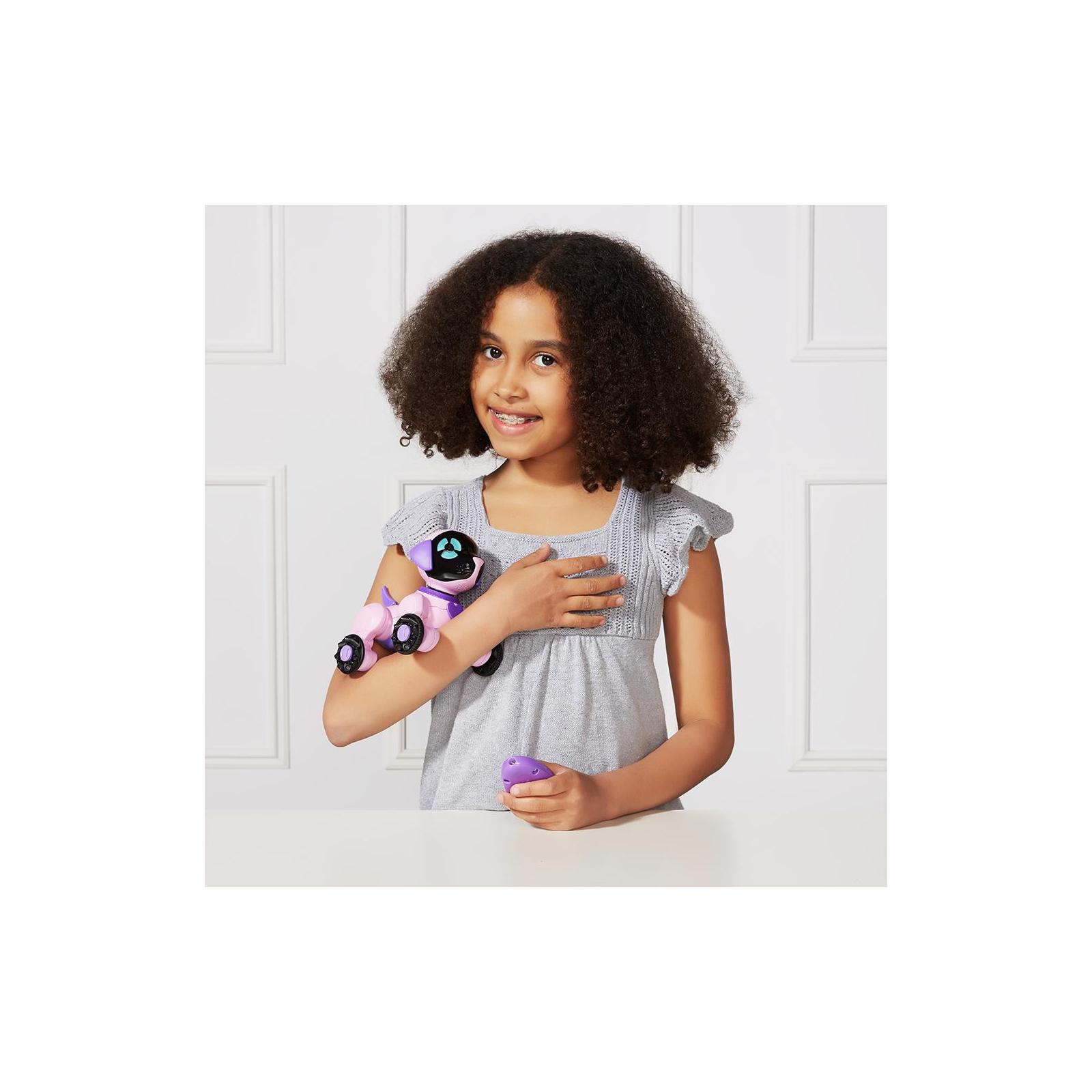 Интерактивная игрушка WowWee Маленький щенок Чип розовый (W2804/3817) изображение 5